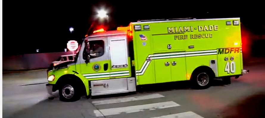 Fugas de gas en Doral Plaza fueron detenidas por Bomberos de Miami-Dade