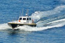 Interceptaron un bote con migrantes sospechoso de «tráfico ilícito de personas»