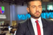 Borja Voces será uno de los presentadores de «Noche de Estrellas» y reportero backstage de Premio lo Nuestro