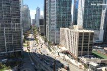 La construcción de oficinas en Miami fue superior que hace una década