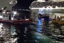 Encontraron cadáver de un hombre de Florida que cayó de un crucero en Puerto Rico