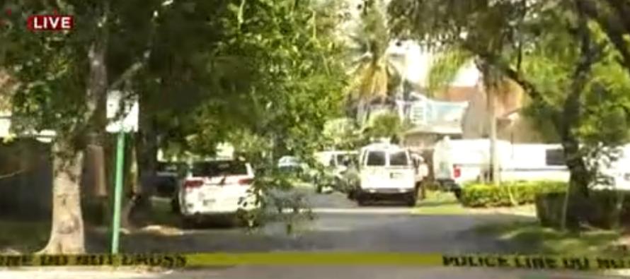 Asesinan a tiros a un hombre en la puerta de su casa en Cutler Bay