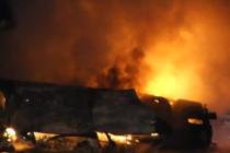 Dos muertos en accidente en la I-95, vehículo cayó de la rampa en el Intercambio Golden Glades