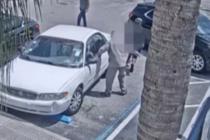 Anciano es atropellado luego de que le arrebataron una bolsa con dinero