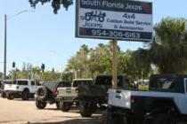 Veterano militar detuvo a un ladrón mientras huía con un vehículo en Fort Lauderdale