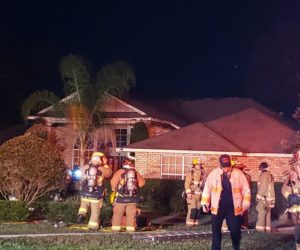 Casa del conocido DJ Johnny Magic destruida por incendio en Florida
