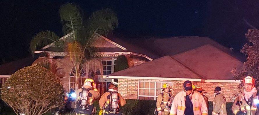 Casa del conocido DJ Johnny Magic destruida por incendio en Florida