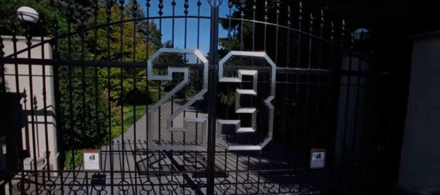 Michael Jordan está vendiendo su «humilde» mansión…¡Y nadie se la compra! ¿Por qué será?