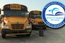 Choferes autobuses escolares de Miami-Dade arrestados por cometer fraude al seguro