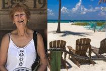 Una mujer de Florida muere después de contraer una bacteria come-carne en la playa