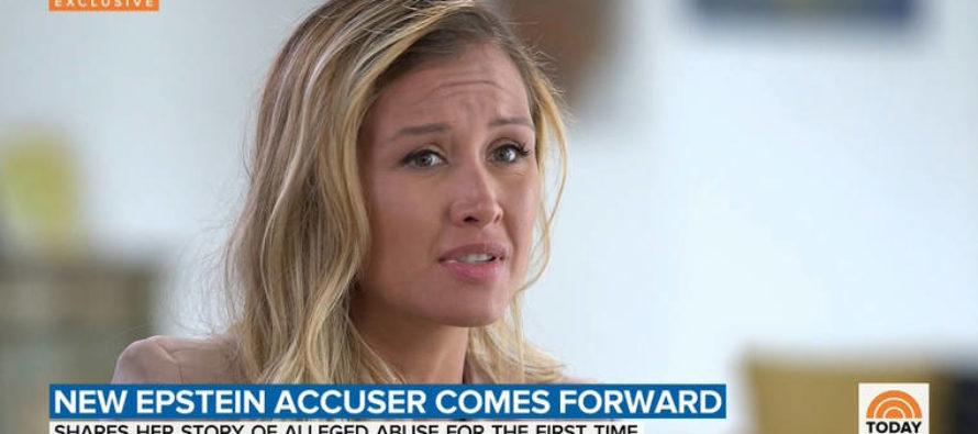 Nueva víctima dice que Jeffrey Epstein la violó cuando tenía 15 años