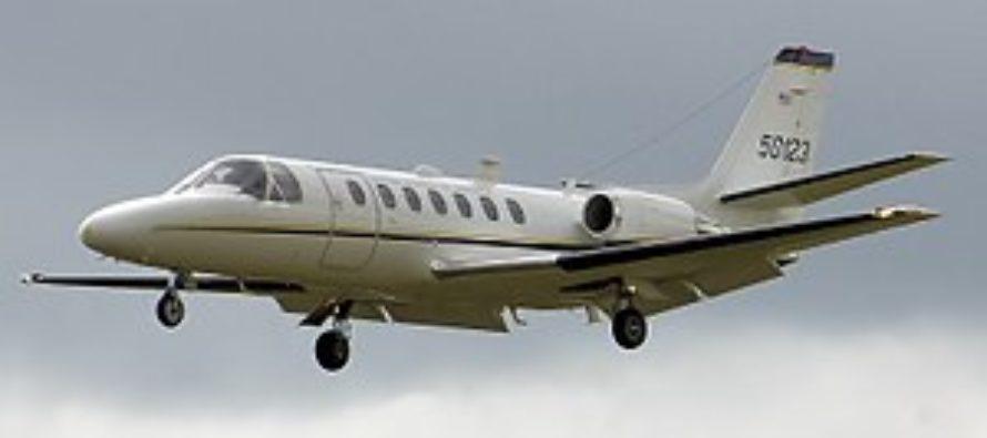 Cessna con destino a la Florida se desplomó en el Océano Atlántico