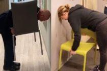 Conoce el #ChairChallenge ¿Te atreves a realizar el desafío que los hombre no superan? (Videos)