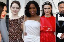 La noche de los esperados Premios Oscar ya pasó, ahora conoce a las mejores vestidas de la noche