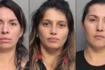Tres turistas chilenas detenidas por robar ropa en tienda Macy's de Dadeland Mall