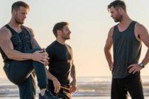 La rutina de entrenamiento de 20 minutos para pasar de Chris Hemsworth al mítico Thor