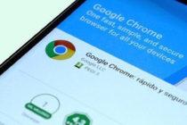Google Chrome mejora navegación web para plataformas Android