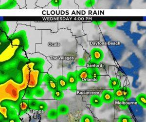 ¡Atentos! Se pronostica una caída de 45 grados y grandes cambios climáticos en la Florida Central