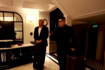 Doble de Kim Jong-un es expulsado de Vietnam antes de la llegada del líder norcoreano
