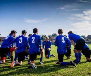 Presentan exposición dedicada a los deportes en comunidades estadounidenses