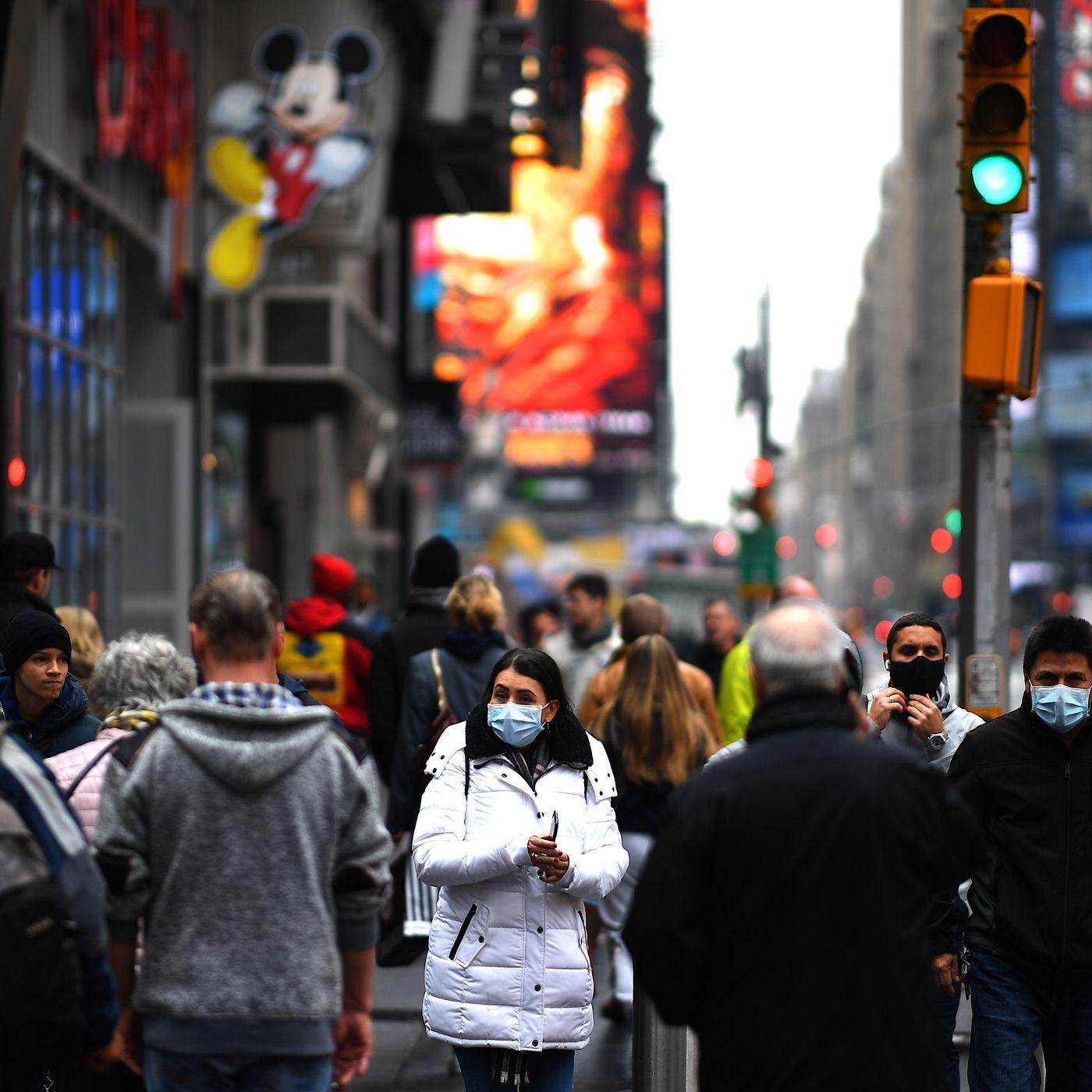 Nueva York impone cuarentena a visitantes de estados con más contagios
