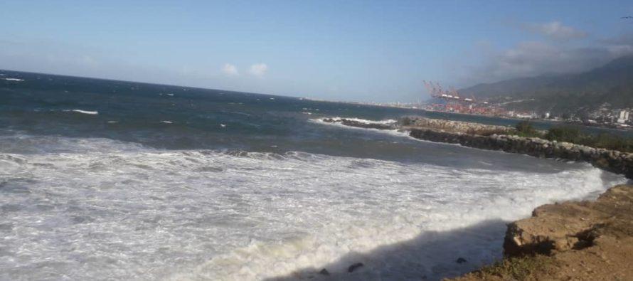 Un barco de combate de EEUU se encuentra a menos de 30 millas náuticas de costas de La Guaira, informó El Diario