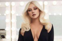 Christina Aguilera vuelve a encender las redes con una selfie sin sostén (FOTOS)