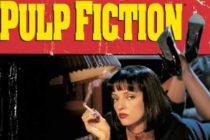 Famosa película de Quentin Tarantino «Pulp Fiction» cumple 25 años