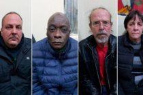 Arrestan a cuatro cubanos en Bolivia por financiar protestas violentas