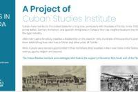 Aporte e historia de los cubanos en Florida tienen su website