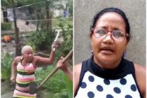 Dama de Blanco denunció intento de homicidio en su contra ante la impunidad de la dictadura cubana (Video)