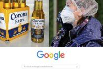 Asocian el coronavirus con la cerveza Corona y esto impulsa las búsquedas en Google