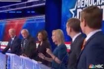Debate entre aspirantes demócratas será bajo estrictas normas de tiempo