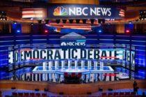 ¿Quién subió y quién bajó luego del Primer Debate Demócrata?