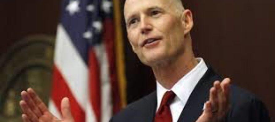 Rick Scott respalda el esfuerzo por ampliar los servicios de salud mental en funcionarios policiales