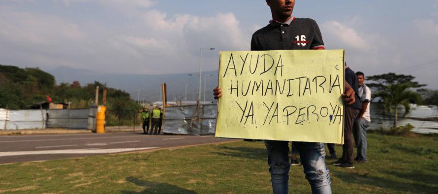Si quieres sumar tu aporte a la ayuda humanitaria para Venezuela podrás hacerlo del viernes 15 al domingo 17