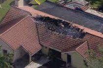 Incendio obliga a familia de Miami-Dade a dejar su vivienda, mueren dos de sus gatos