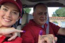 ¡No se salvó! Twitter también le suspendió cuenta a la hija de Diosdado Cabello