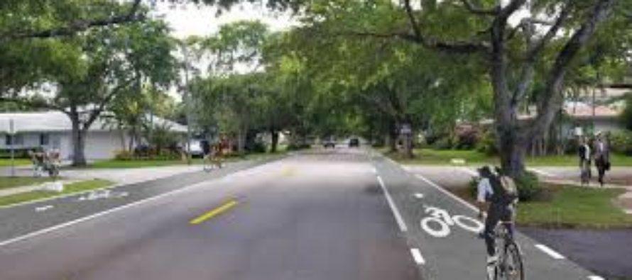 Comisión de Coral Gables detiene el proyecto de carriles para bicicletas en Alhambra Circle