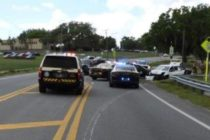 Patrulla de Carreteras de Florida persiguió a tres mujeres desnudas por 21 millas