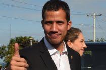 """Foro de Davos elige a  Juan Guaidó como uno de los """"Jóvenes Líderes Mundiales"""""""