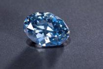 Extraño diamante azul de 20 quilates es hallado en mina de Botsuana, África