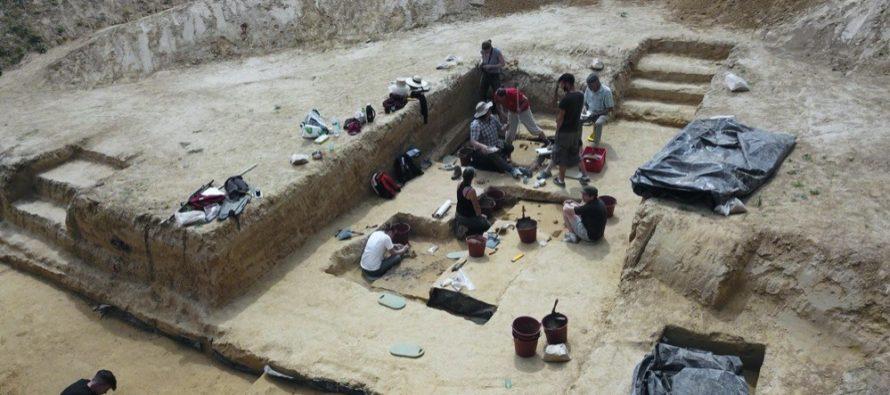 Encuentran una venus paleolítica de 23.000 años de antigüedad en Francia