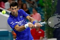 Novak Djokovic dijo adiós en el Miami Open