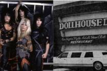 Motley Crue y su tributo al antiguo club nocturno de Fort Lauderdale «Thee Dollhouse III»