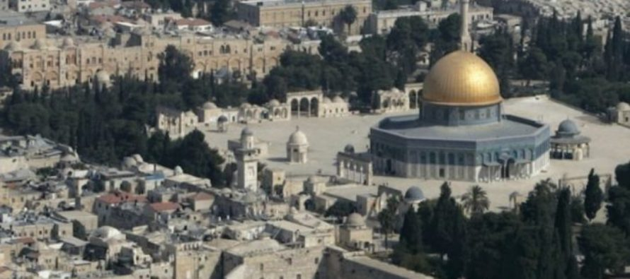 Encuentran en Jerusalén una calle construida en tiempos de Poncio Pilato