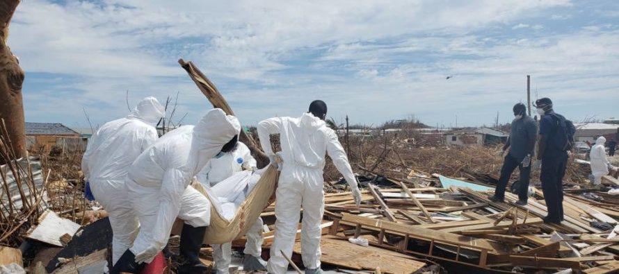 2.500 personas desaparecidas en Bahamas dejó el huracán Dorian