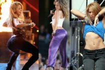 Shakira explota las redes y también su mini falda con sus nuevas «pompis» al estilo de las Kardashian (FOTOS)