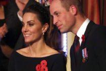 Descubre el engorroso momento que le hizo pasar Kate Middleton al príncipe William cuando le demostró afecto (Video)