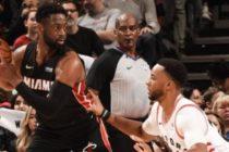Heat no pudo ante Raptors y se quedó prácticamente fuera de playoffs